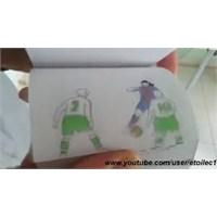 Ronaldinho'nun Animasyon Kitabı Çıktı