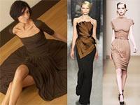Sadeliğin Sembolü: Kahverengi Elbiseler !