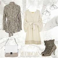 Bembeyaz Kış Modası
