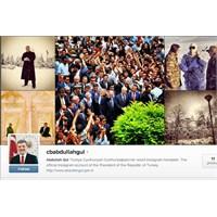 Cumhurbaşkani Abdullah Gül İnstagram Hesabi Açti