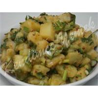 Nefis Patates Salatası