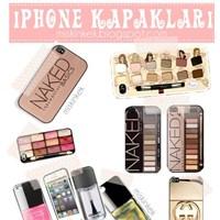 Alışveriş Fikirleri: Makyaj Temalı İphone Kapaklar