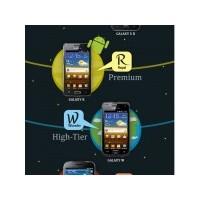 Samsung'dan 4 Yeni Galaxy Android Telefon Geliyor