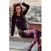 Calzedoia 2013 2014 Sonbahar Kış Çorap Modelleri