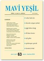 Mavi Yeşil Dergisi
