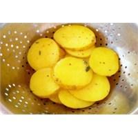 Patatesleriniz Lezzetli Ve Altın Renkli Olsun Mu?