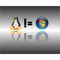 Linux Neden Bir Windows Değil?