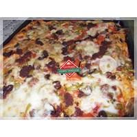 Fırında Pizza Tarifi - Gurme