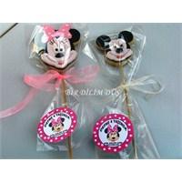 Mickey&minnie Mouse Kurabiyeleri