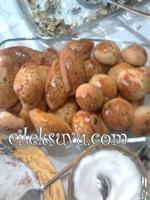 Patates Ve Dereotlu Poğaça