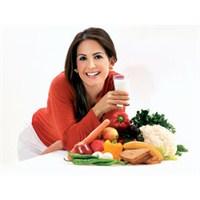 Diyet İçin Nasıl Beslenmeliyim?