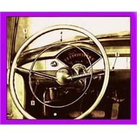 Araba Kullanmayı Babamızdan Öğrendiğimiz Günlerdi