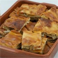 İşte Harika Nefis Patlıcanlı Börek Tarifi