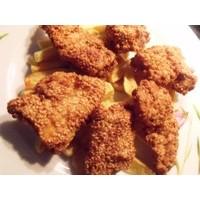 Susamlı Çıtır Tavuk