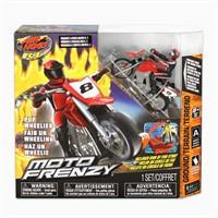 Air Hogs Moto Frenzy Stunt Bike