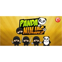 Panda Vs. Ninjas Türk Yapımı İphone Oyunu
