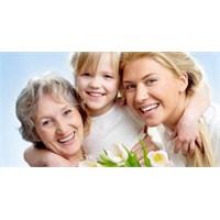Büyükanneler İçin Anneler Günü Hediyesi