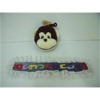 Amigurumi Maymun Anahtarlık