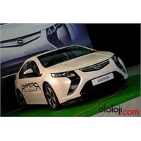 Elektrikli Opel Ampera İlginç Bir Sürüş Sunuyor
