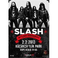Slash Türkiye'ye Geliyor