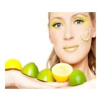 Cilt Lekelerine Limon Maskesi