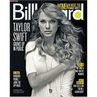 Taylor Swift 2010 Billboard Kasım Kapak