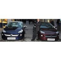 Opel Adam Artık Türkiye Pazarında!