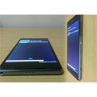 Sony Xperia Z2 Modelinin Görseli İnternete Sızdı!