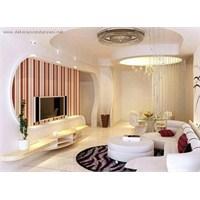 2014 Oturma Odası Dekorasyon Modası