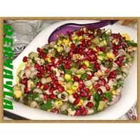 Narli Kuru Börülce Salatasi