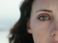 Kadın Ömrü Ağlamakla Geçiyor!
