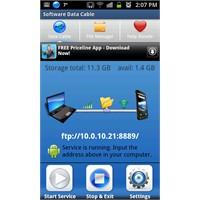 Androidinize Kablosuz Veri Transfer Etmek