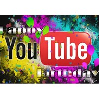 '' Video Bankası'' Youtube 8 Yaşında!