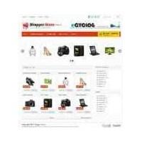 Ücretsiz Blogger E-ticaret Teması