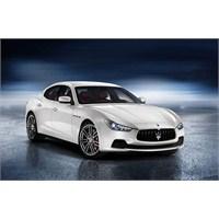 İlklerin Maserati'si Ghibli Türkiye'de