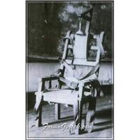 Elektrikli Sandalyenin Tarihçesi | Kullanımı