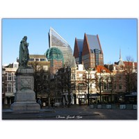 Kendi Objektifimden Lahey (Denhaag) | Hollanda
