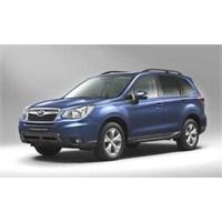 Yeni Subaru Forester Cenevre'de