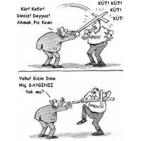 Rezil Ol Ama Ateist Olma