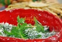 Hafif Yoğurtlu Yeşil Salata