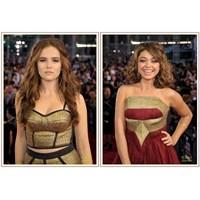 Zoey Deutch Mtv Video Müzik Ödülleri'nde