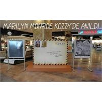 Marilyn Monroe Kozzy'de Anıldı