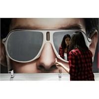 Gözlükten Ayna Modeli