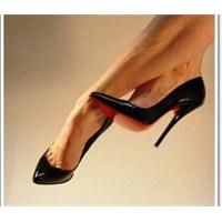Topuklu Ayakkabı Kullanımında Dikkat Edilecekler