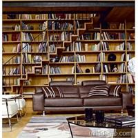 Kitaplıklar, Kitaplarla Dolu Odalar