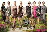 Dkny İlkbahar / Yaz 2010 Reklam Kampanyası