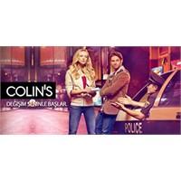 Collin's Babetlerinde Aldı Başını Gidiyor!