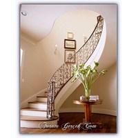 Dubleks Eviniz İçin Dekoratif Merdivenler