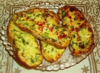 Fırında Maydanozlu Ekmekcikler