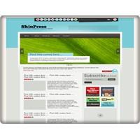 Swank Wordpress Teması (Free Wordpress Themes)